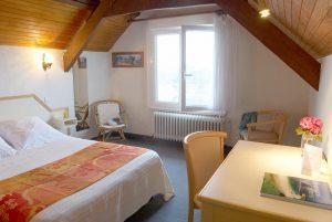 chambre d'hôtel à la Forêt-Fouesnant