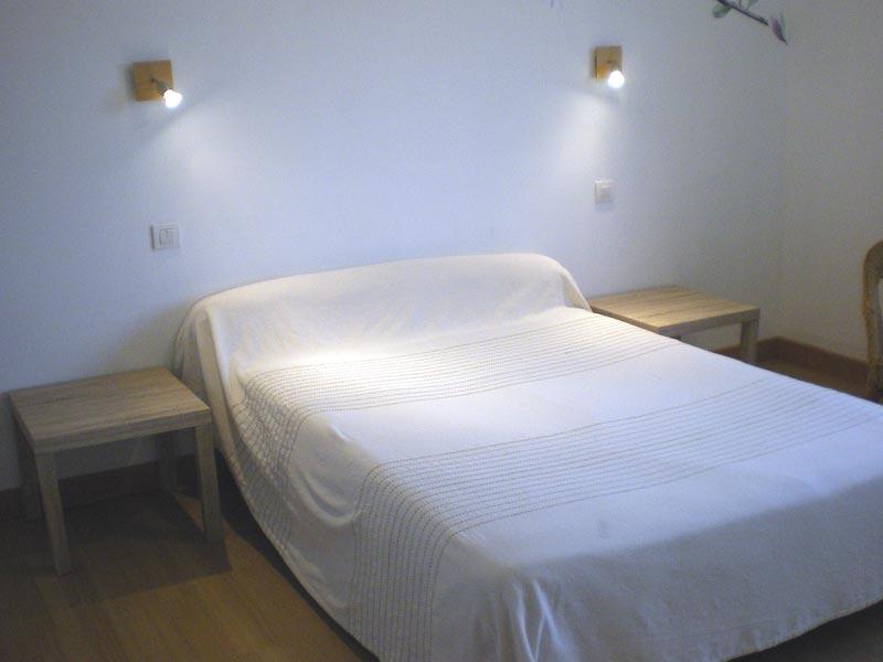 Chambre confort twin