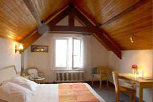 chambre d'hôtel à la Foret-Fouesnant